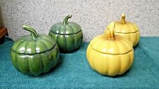 Pumpkin soup bowl for Thanksgiving by Department 56 made in China