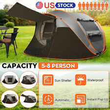 Waterproof 3-4 Person Automatic Instant  Up Outdoor Camping Large Tent