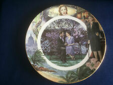 """Royal Doulton Sincerely Yours Vera Lynn """"Yours"""" plate -British Legion"""