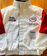 Vintage Richard Petty #43 Autographed Jacket & Hat & Racing Champions Car
