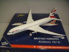 "Gemini Jets 400 British Airways BA B787-800 ""Union Jack"" 1:400 First Release"