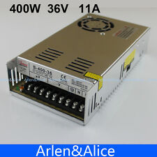 400W 36V 11A Single Output Switching power supply AC to DC SMPS
