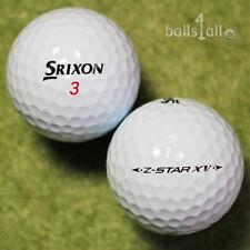 50 Golfbälle Srixon Z-Star XV AAA/AAAA Lakeballs ZStar X V ZStarXV StarXV