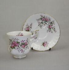 Vintage Royal Albert Bone China Demitasse Lavender Rose