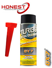 New Diesel Turbo Cleaner Treatment  Diesel Clean Fuel & Free Gloves Qx7