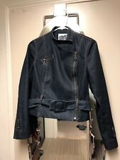 Women's 7 For All Man Kind Jeans Jacket Size XS