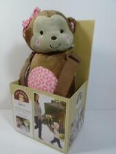 473e66c7e New Carter's Girl's 2-in-1 MONKEY Harness Buddy ~ Backpack & Removable  Tether