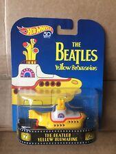 HOT WHEELS RETRO Entertainment  The Beatles Yellow Submarine - Combined Postage