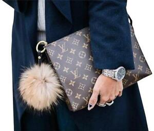 🔥New LOUIS VUITTON TOILETRY POUCH 26 Large Monogram Clutch Bag ❤️ HOT GIFT 2021