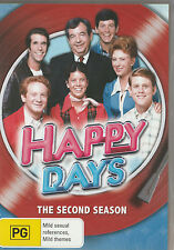 Ron Howard: HAPPY DAYS 2nd Season Region 4 (4-DVD SET) BRAND NEW, BUT UNSEALED!