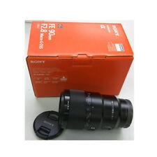 Sony FE 90mm F2.8 Macro G OSS Full Frame Lens SEL90M28G garant
