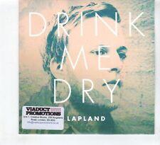 (HD837) Lapland, Drink Me Dry - 2014 DJ CD