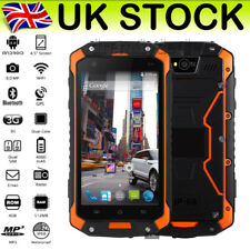 V9 Android Rugged Smartphone 4.5'' Dual Core Waterproof Land Mobile Phone Rover