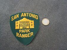 PATCH POLICE ECUSSON COLLECTION  USA   police san antonio ranger