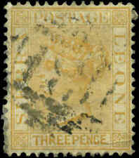 Sierra Leone Scott #28 Used