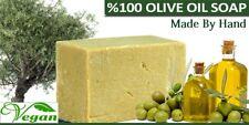 100 % Handmade Pure Olive Oil Castile Soap Natural Organic Antioxidant Dandruff