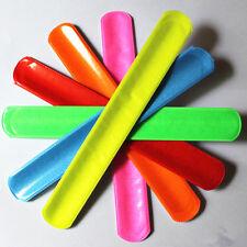 15 PCS assorted colors Magic Slap Band Bracelets B-5