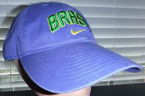 Nike Brasil Soccer Brazilian Football Confederation Team Nike Hat Cap