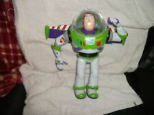 """New listing Vintage Buzz Lightyear 12"""" Talking Toy Story Figure Space Ranger Tested"""