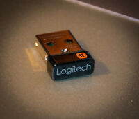 NEW Genuine Logitech Unifying Receiver Dongle Connects up to Six Devices