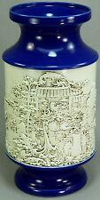 ! Antique SUPERB Chinese QIANLONG (1736-1795) Mark Porcelain ROULEAU Vase
