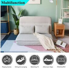 Sofa Bed Folding Lazy Sofa Lounge Bed Floor Chair Sofa Recliner Bed With pillow