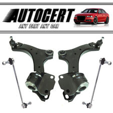 FORD MONDEO MK4 07-15 FRONT SUSPENSION CONTROL ARMS / WISHBONES L/R & LINK BARS