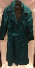 Towns By London Fog 6 Petite Long Coat With Detachable Liner And Hood