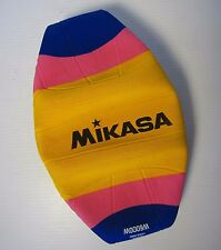 Mikasa Water Polo Championship Series Ball, Mens, Size 5,Yellow/Blue/Pink W6000W