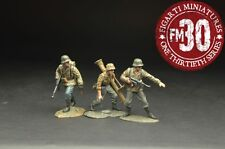 FIGARTI PEWTER WW2 GERMAN ETG-026 APPROACH WITH CAUTION MIB