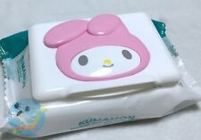 SANRIO KAWAII My Melody Only Wet Tissue Paste Lid Can be Use Repeatedly