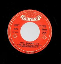 """FATS DOMINO   EP  POLYDOR   """" 11 - WHAT A PRICE  """"  [France]  /  VINYL SEUL"""