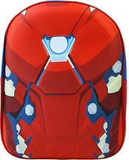 Ragazzi-Marvel Capitan America EVA Zaino Scuola Borsa