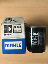 Mahle Knecht filtro aceite filtro OC 203 para Ford Escort