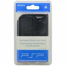 Sony PSP Accessory Carrying Case 1000 2000 3000 Very Good 1Z