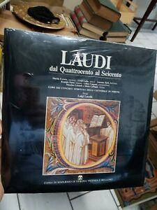 Coro Dei Concerti Spirituali Della Cattedrale Di Verona Luigi Lucchi LAUDI lp