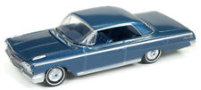 1/64 AUTO WORLD PREMIUM RELEASE 2018 1962 Chevrolet Impala in Nassau Blue