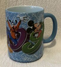 Authentic Disney Parks Pixar 3D Ceramic Coffee Mug 2009