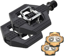 Crank Brothers Candy 1 Pedals - Dual Sided Clipless Composite 9/16 Black