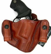 Taurus 85,405,415,450,455,605,650,651,850,851,905 Leather Gun holster 5 Shot