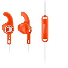 Philips SHQ1305OR ActionFit Sports headphones with mic SHQ1305