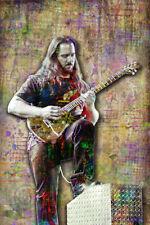 DREAM THEATER John Petrucci 12x18in Poster, John Petrucci Print Free Shipping