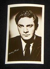 Mickey Knox 1940's 1950's Actor's Penny Arcade Photo Card