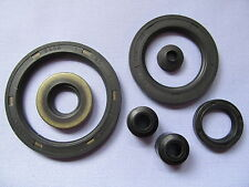 NORTON COMMANDO (NOT ELECTRIC START) ENGINE & GEARBOX OIL SEAL KIT SK3