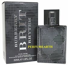 Burberry Brit Rhythm By Burberry 3.0 oz./90ml Edt Spray For Men New In Box