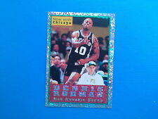 1995-96 Panini NBA Basketball Sticker N.278 Dennis Rodman San Antonio Spurs
