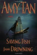 Saving Fish from Drowning,Amy Tan- 9780399153013