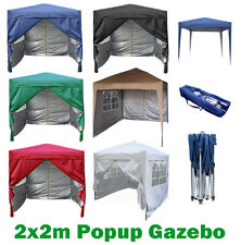 More details for mcc® 2x2m pop-up gazebo parts replacement spare frame roof & sides