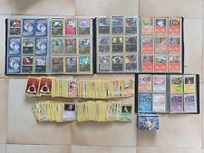 Lot CARTES POKEMON rares éditions anciennes neo full art ils dragons ex booster