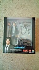 Mafex Medicom No.085 John Wick Chapter 2 Keanu Reeves Action Figure